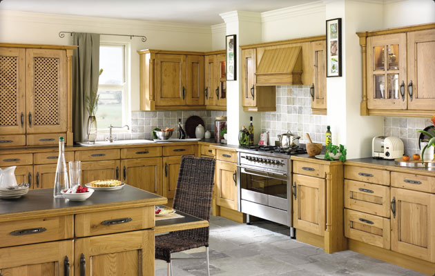 fitted kitchen Dublin builders